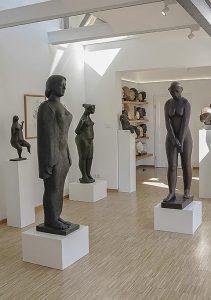 Gustav Seitz Museum Ausstellung