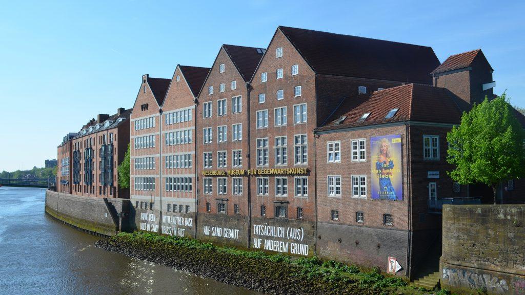 Außenfassade Weserburg