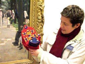 Auf Schnuppertour mit Klara Kunterbunt – Mit der Museumsschnecke Kunst entdecken