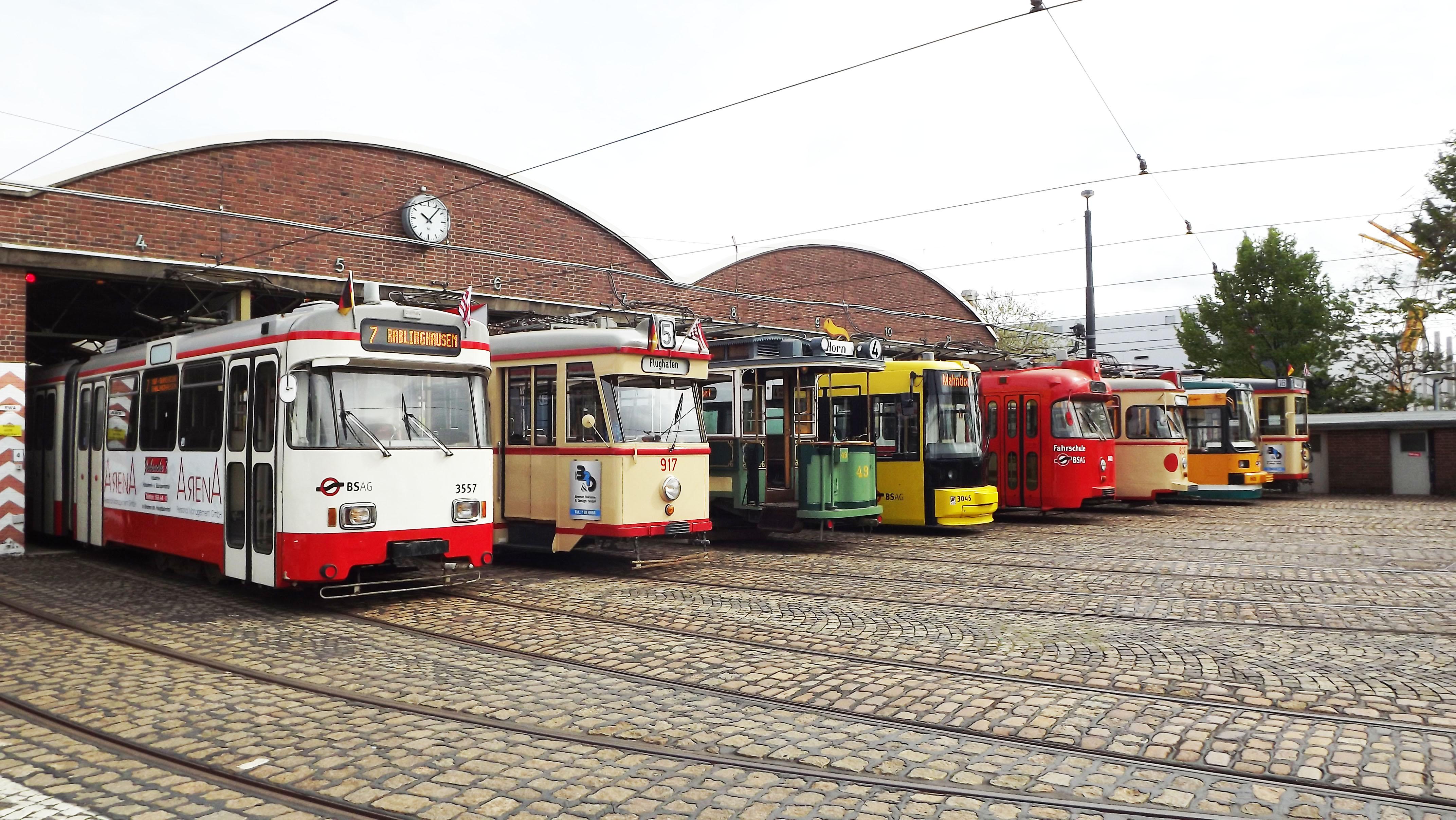 Freunde Der Bremer Straßenbahn Museen In Bremen