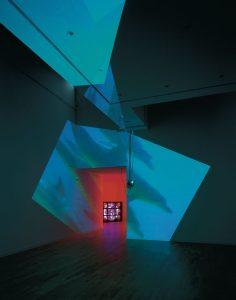 Diana Thater, Delphine (Detail), 1999, Kunsthalle Bremen – Der Kunstverein in Bremen, Foto: Roman Mensing