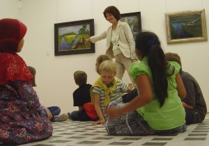 Kunst erleben: Führungen und Workshops