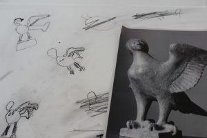 Ausstellung auswärts: … von und zu Marcks: Form und Gusswerkstatt für Kinder