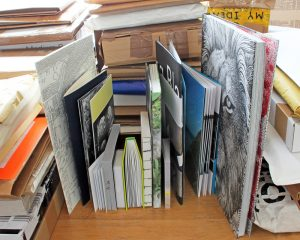 Künstlerbücher für Alles. Artists' Books for Everything