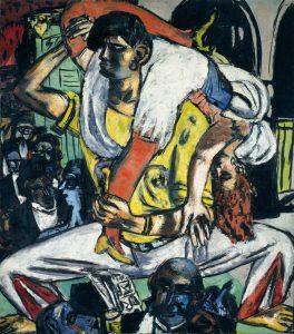 Max Beckmann. Welttheater