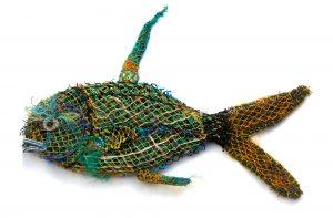 Australische Ghostnets – Kunst aus dem Meer