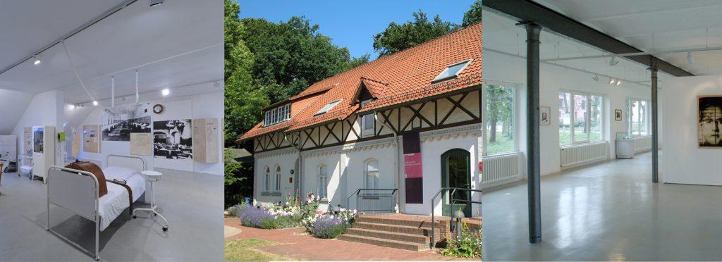 Die Galerie im Park und das Krankenhaus-Museum
