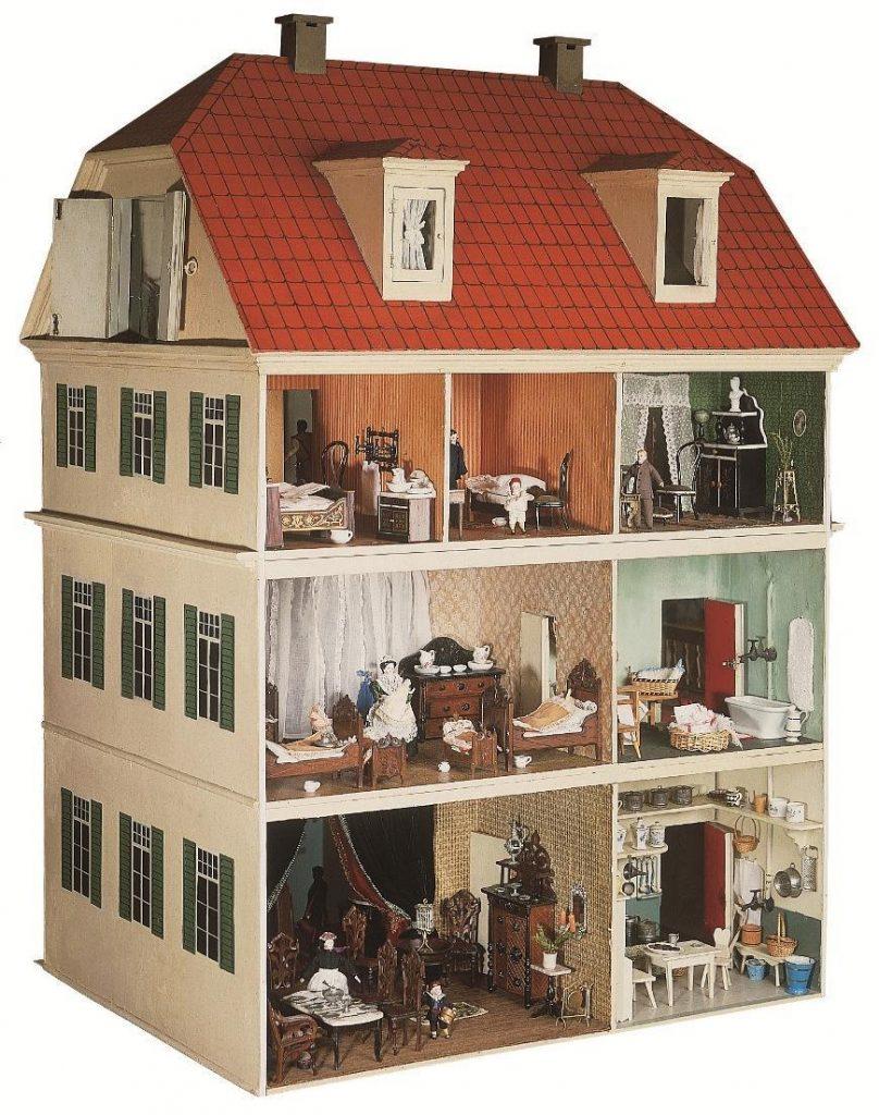 Focke Museum Kinderleben - Kinderspiel