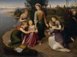Kunsthalle Bremen biblische Geschichten antike Mythen
