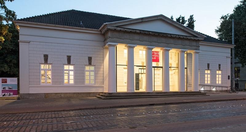 Gerhard-Marcks-Haus in Bremen - Eingang