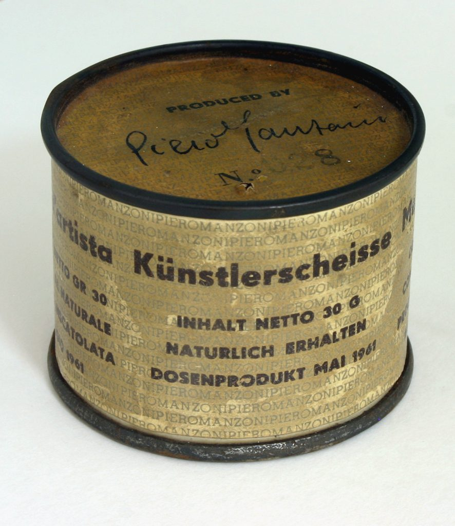 Piero Manzoni - Smell it Bremen